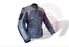 AQL giacca MOTO 4 stagioni IMPERMEABILE air SYSTEM termica MAXDURA 3 strati >5XL