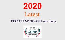 Cisco CCNP 300-410 dump latest questions (1 month update)