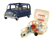 Sylvanian Families Caravan Bluebell Seven Seater Bus Combo Set 5045 4699