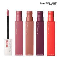 [MAYBELLINE] SUPER STAY Matte Ink Liquid Lipstick Lip Gloss 5ml NEW