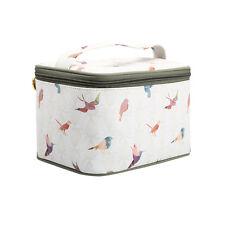 TaylorHe Vanity Bag Make-up Bag Toiletry Bag Cosmetic Case With Handle