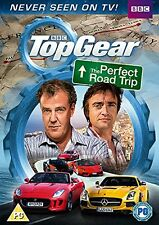 Top Gear - The Perfect Road Trip (DVD, 2013)  Brand new and sealed