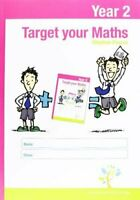 Stephen Pearce - Target Your Maths Year 2 Workbook