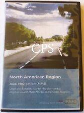 2005 2006 2007 Audi A3 A4 S4 RS4 GPS RNS-E Navigation NAVI DVD Map U.S Canada