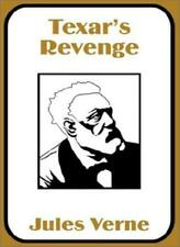 Texar's Revenge by Verne, Jules  New 9781410100641 Fast Free Shipping,,