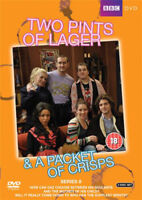 Two Pints of Lager and a Packet of Crisps: Series 8 DVD (2009) Natalie Casey