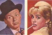 FRANK SINATRA Sue Lyon Robert Wagner Christine Kaufman Hollywood Trading Card