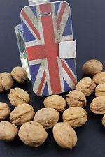 Edel iPhone 5 5S Tasche Hülle Case Cover Etui Schutz England Flagge Union Jack