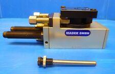 Mader SE6 Pneumatic Schwenkeinheit Drehmodule Turn Actuator Schunk Handling