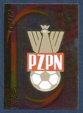PANINI WORLD CUP 2002- #133-POLSKA-POLAND TEAM BADGE
