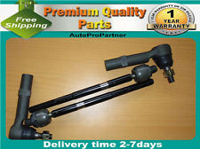 4 INNER OUTER TIE ROD END SET FOR BUICK ENCLAVE 08-14 CHEVROLET TRAVERSE 09-13