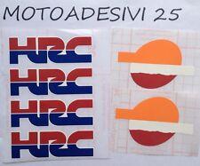 Kit adesivi prespaziati HONDA HRC + Loghi CBR REPSOL REPLICA e Sponsor