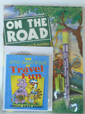 New Discovery Toys On The Road Travel Package of Games and Activities (C857)