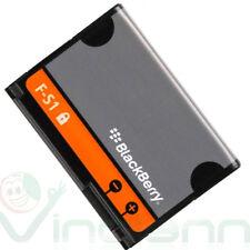 Batteria originale BLACKBERRY F-S1 1270mah per Torch 9800 Bulk ricambio nuova