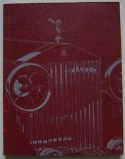 Rolls Royce álbum de Ventas & institucional Literatura Vol. I los británicos Rollos