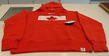 Team Canada 2014 Sochi Olympics S Red Pullover Classic Hockey Hoody NWT