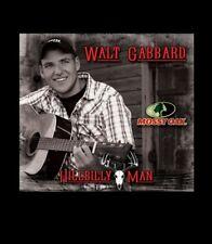 WALT GABBARDS HILLBILLY MAN CD - ZINK DUCK & GOOSE CALLS