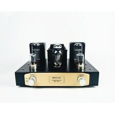 HiFi EL34 6N9P Tube Amplifier single-ended pure Class A  tube amplifier 12W*2
