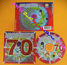 CD Compilation Assolutamente 70 DGR80024 JOE TEX ROSE ROYCE no lp mc(C26)
