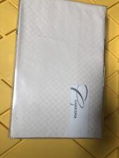 $160 Charisma Sonia Bedskirt Cal King Ivory - Nip