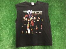 Vintage Nsync Tour T Shirt Tultex Sz XL 2000 Justin Timberlake