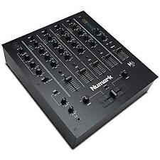 Numark M6 USB 4 Channel DJ Mixer