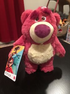 New With Tags Disney Pixar Toy Story - Lotso Soft Plush 10 Inch