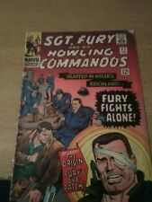 Sgt Fury and His Howling Commandos 27,34!