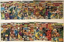 Bronze Age Fantastic Four 20+ Book Lot #133-223 Mid-High Grade See Scans