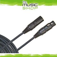 D'Addario Planet Waves 10ft Classic Series XLR M to F Microphone Cable - CMIC-10