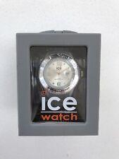 Silver Ice Watch Sili Siver Big BNWT