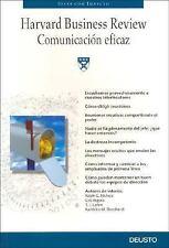 Harvard Business Review Comunicacion Eficaz (Ideas Con Impacto)