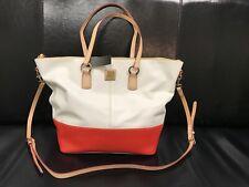Dooney & Bourke XL Leather Tote Weekend Bag