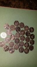 2012 OLYMPIC 50P COLLECTION. FULL SET OF 29 FIFTY PENCE COINS RARE. MINTED 2011