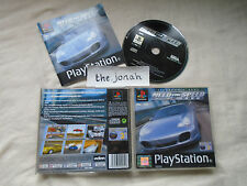 Need for Speed Porsche 2000 PS1 (COMPLETE) driving Sony Playstation black label