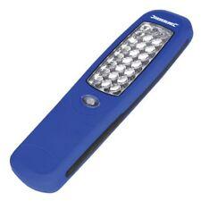 Silverline 564789 Torche Magnétique 24 LED