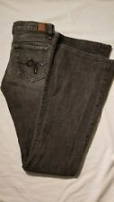 Guess Jeans Stretch Flare low rise Women's Size 24
