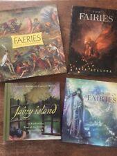 Fairy books Lot Gossamer Penwyche Suza Scalora
