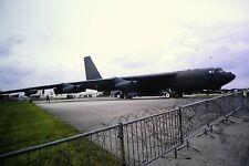 2/175 Boeing B-52 United States Air Force Kodachrome Slide