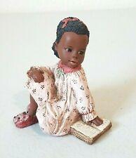 Vintage Martha Holcombe African American Alexandria #6 Figure All God's Children