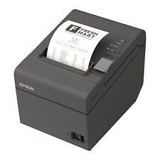 Epson impresora Ticketstm-t20ii USB RS232 negra
