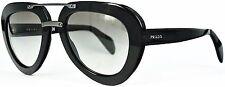 Prada Sunglasses / Sonnenbrille SPR28R 52[]22 1AB-0A7 Insolvenzware # 33B (34)