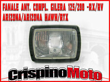 Fanale anteriore Compl. Gilera 125/200 -rx/rv/arizona/hawh/rtx