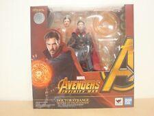 Ready Bandai S.h.figuarts Doctor Strange Battle on TITAN Avengers Infinity War