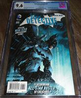 BATMAN Detective Comics #27 CGC 9.6 DC Comics Jim Lee Variant Ratio 1:50 (2011)