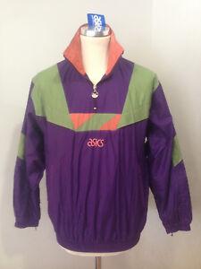 OG 1980s Asics Gel Top Shell vintage clothing size S made in Greece AJ-182 RARE!