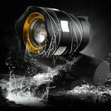 15000LM XM-L T6 Recargable con Luz para Bicicleta Bici Faro Frontal USB LED bicicleta de montaña