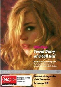 Secret Diary Of A Call Girl DVD - Series 1 - REG 4 AUST