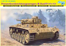 1/35 German Panzerbeobachtungswagen III Ausf.F ~ Dragon DML Smart Kit #6792