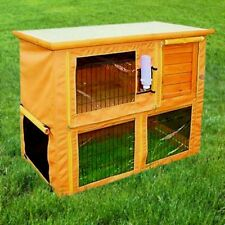 Rabbit Hutch Cover Waterproof Weatherproof Ideal For all Types of Hutches & Runs